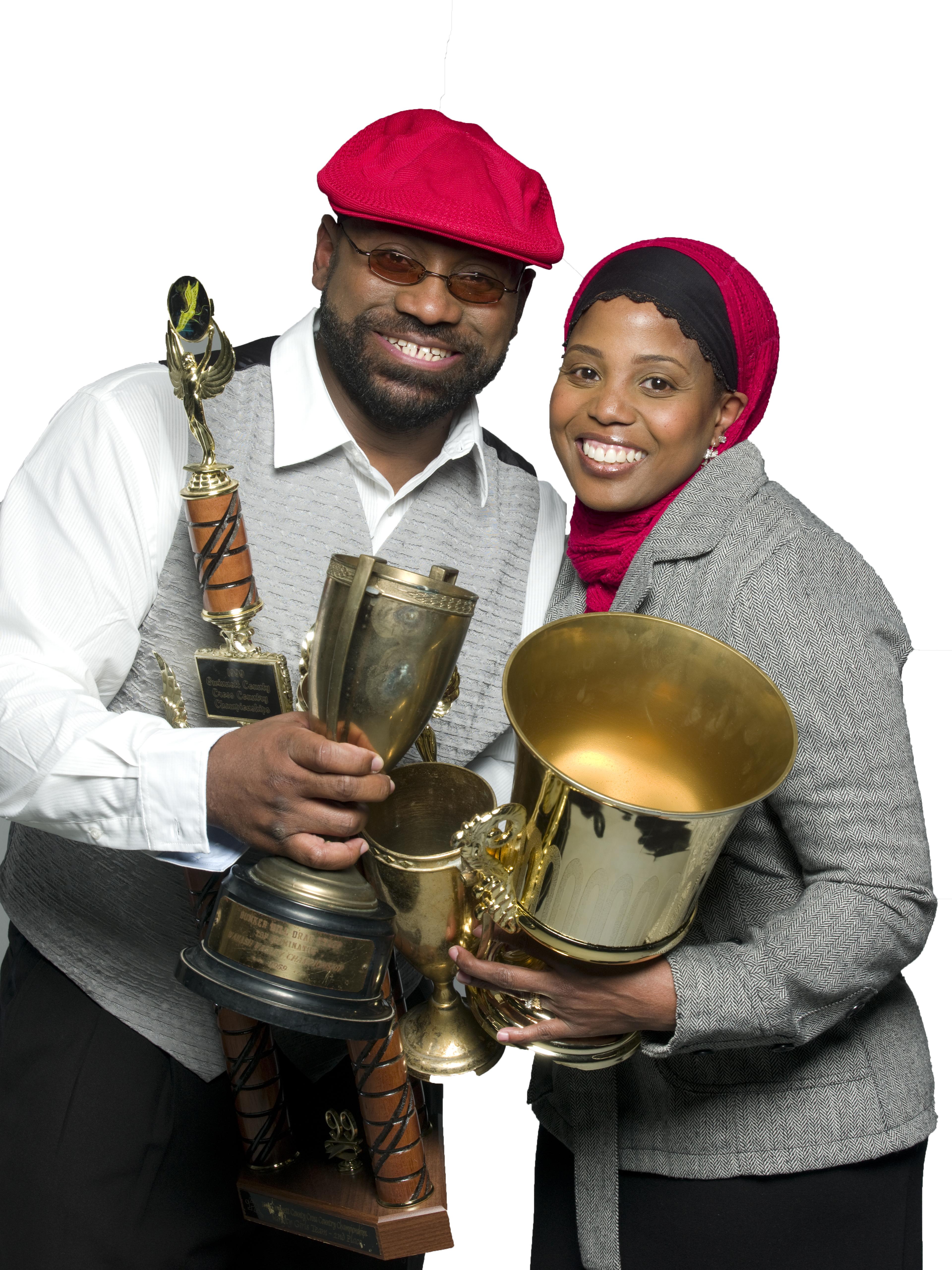 Rufus & Jenny, Jenny and Rufus, Ebony Magazine Couple of the Year, Tedx Speakers, Daymond John Ambassadors