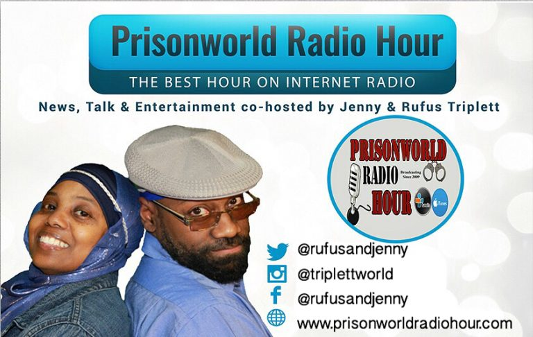 Prisonworld Radio Hour on iTunes, Prisonworld, Jenny Triplett, Rufus Triplett, Zen Radio, Rufus and Jenny, Rufus and Jenny on Radio Guide FM