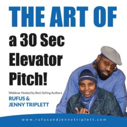 The Art of the 30 Sec Pitch