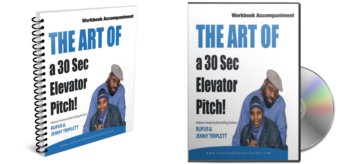 Elevator Pitch CD