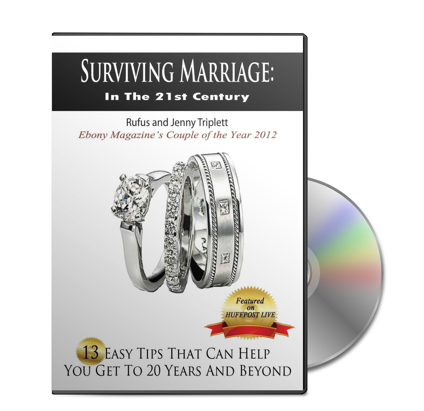 Surviving Marriage In The 21st Century - Bonus Tips CD