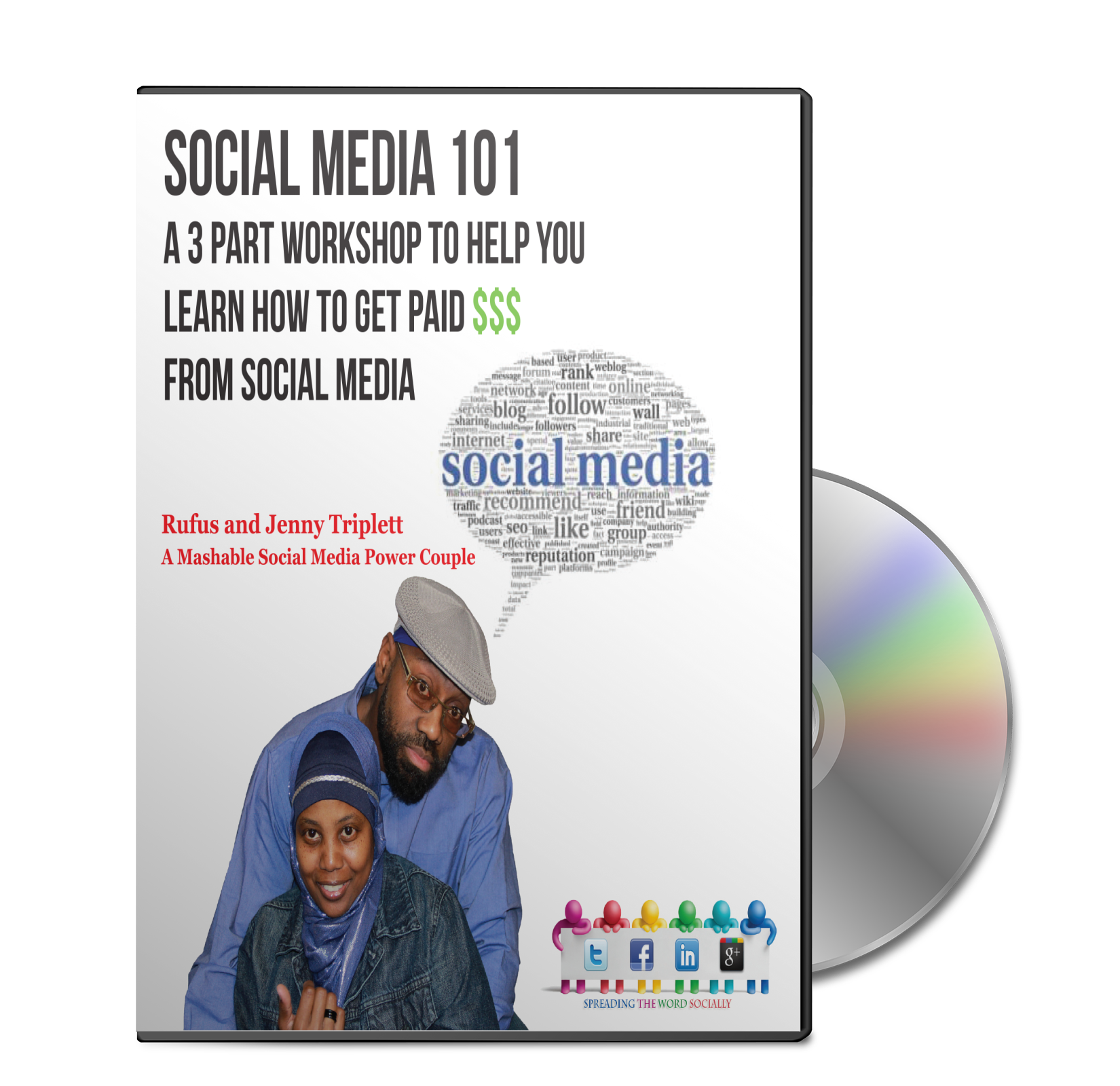Social Media Workshop CD