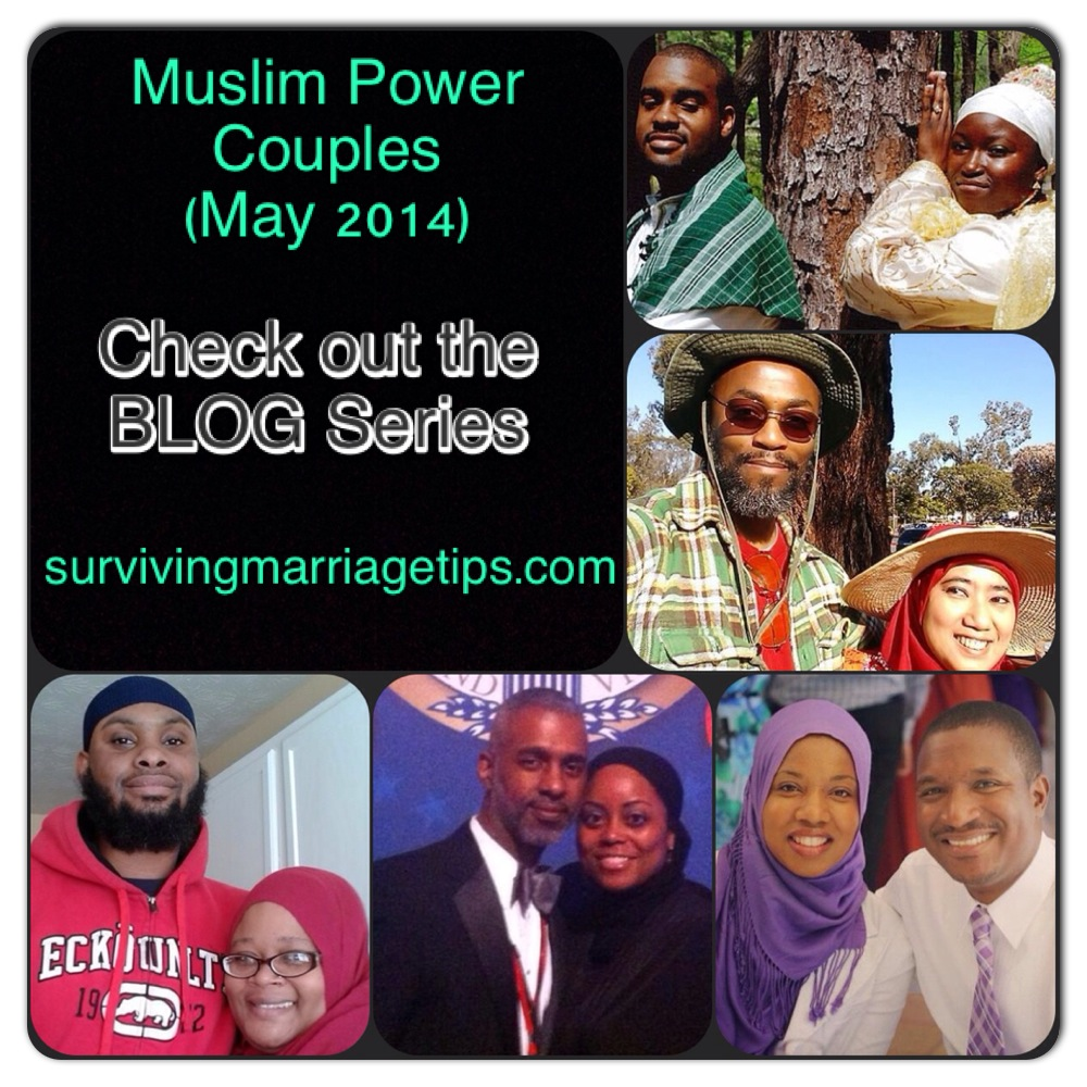 Muslim Power Couples on Surviving Marriage Tips