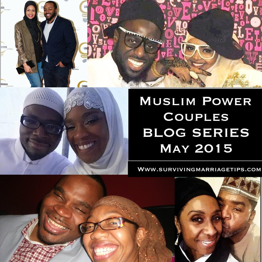 Muslim Power Couples May 2015 on Surviving Marriage Tips.com