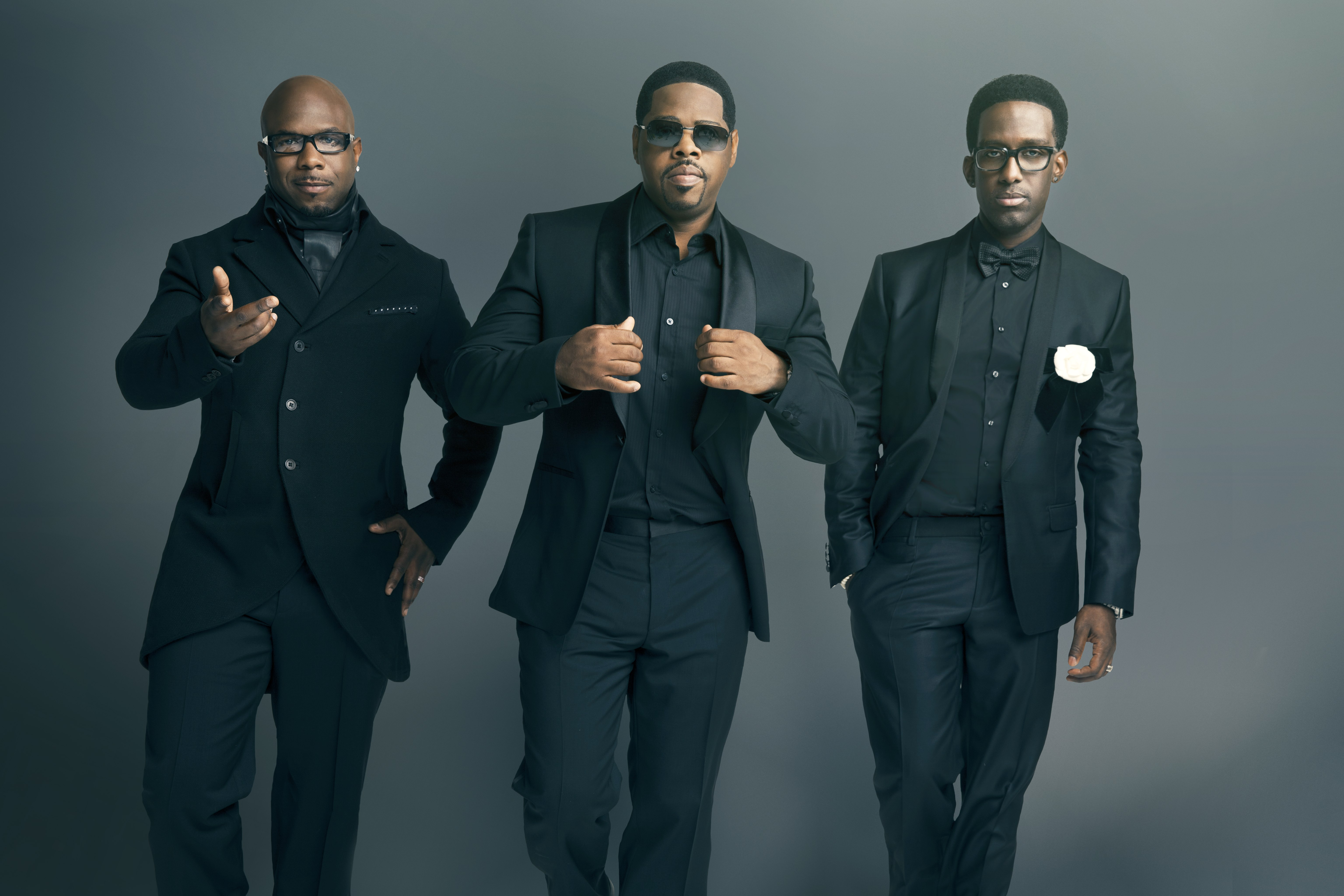 Boyz II Men on SurvivingMarriageTips.com