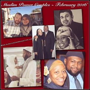 Muslim Power Couples, Rufus and Jenny Triplett, Surviving Marriage, Hajj Pros, Black Marriage Day, National Marriage Week