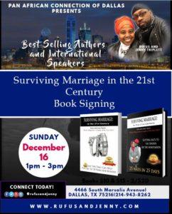 Dallas Book Signing -  Pan African Connection @ Pan African Connection | Dallas | Texas | United States